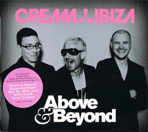 Cream Ibiza album cover