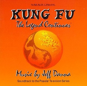 Kung Fu: The Legend Continues album cover
