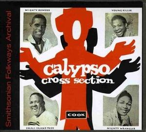 Calypso Cross Section album cover