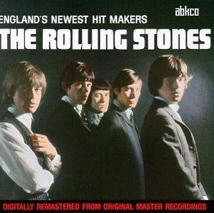 The Rolling Stones (England's Newest Hit Makers) album cover