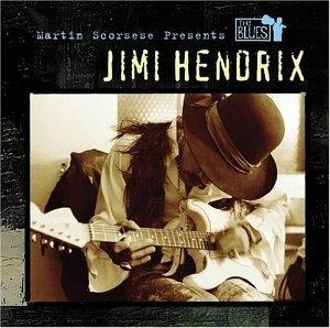 Martin Scorsese Presents The Blues: Jimi Hendrix album cover