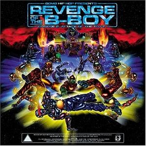 Revenge Of The B-Boy, Episode 2: Attack Of The Toyz album cover