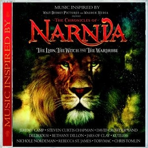 Music inspired by the Chronicles of Narnia: The Lion, the Witch and the Wardrobe album cover