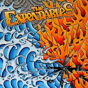 The Expendables album cover