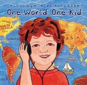 Putumayo Presents: One World, One Kid album cover