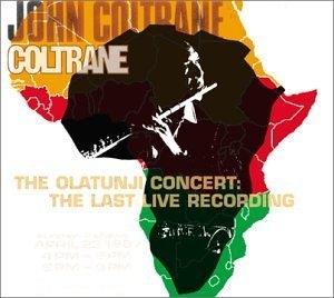The Olatunji Concert-The Last Live Recording album cover