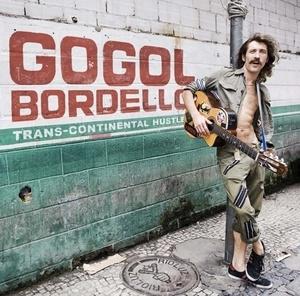Trans-Continental Hustle album cover