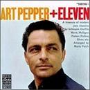 Art Pepper + Eleven: Mode... album cover