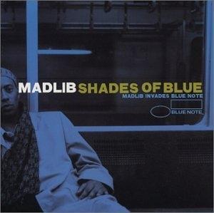 Shades Of Blue album cover