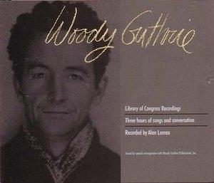 Library Of Congress Recordings album cover