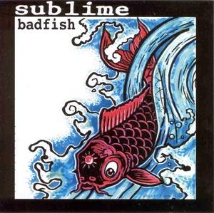 Badfish (EP) album cover