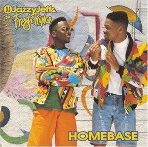 HomeBase album cover