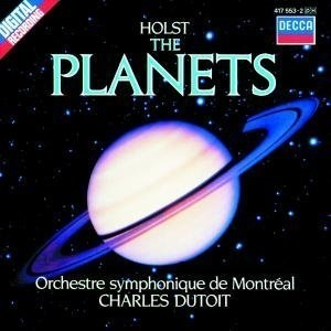Holst: The Planets album cover