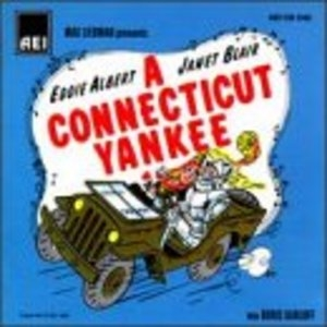 A Connecticut Yankee (1955 Television Cast) album cover