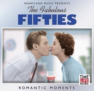 The Fabulous Fifties-Romantic Moments album cover