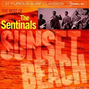 Sunset Beach-The Best Of album cover