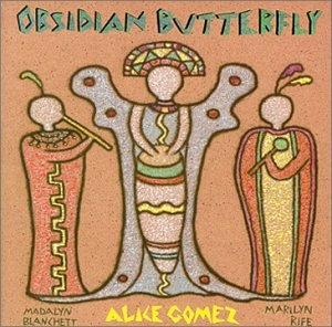 Obsidian Butterfly album cover