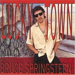 Lucky Town album cover