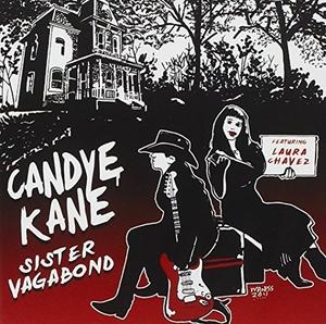 Sister Vagabond album cover