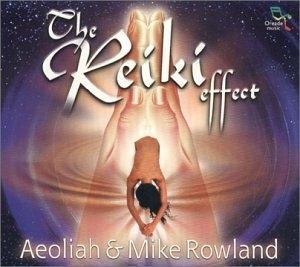 The Reiki Effect album cover