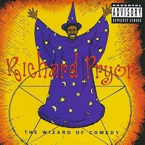 The Wizard Of Comedy album cover