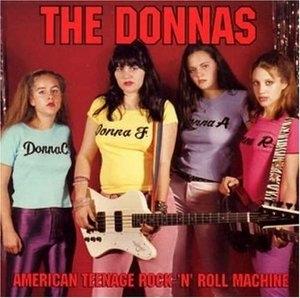American Teenage Rock 'n' Roll Machine album cover