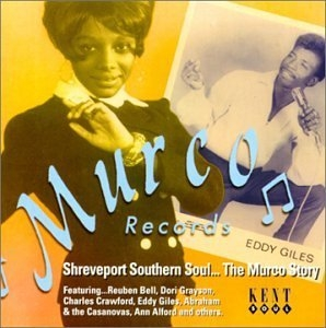 Shreveport Southern Soul: The Murco Story album cover