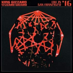 Live In San Francisco '16 album cover