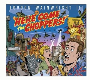 Here Come The Choppers album cover