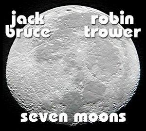 Seven Moons album cover