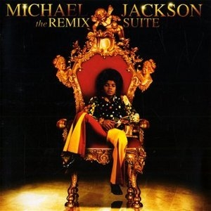 Michael Jackson: The Remix Suite album cover