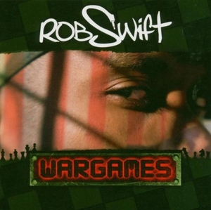 Wargames album cover