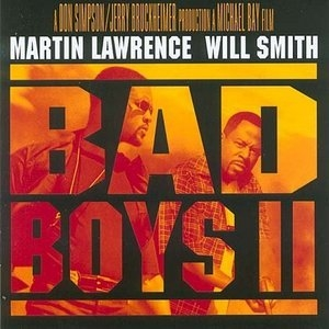 Bad Boys II: The Soundtrack album cover