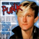 Before You Were Punk album cover