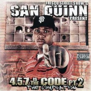 4.5.7 Is The Code, Pt. 2: The Compilation album cover