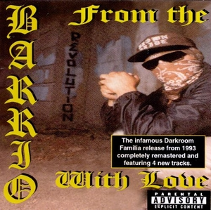 From The Barrio With Love album cover