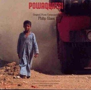 Powaqqatsi: Original Music Composed By Philip Glass album cover