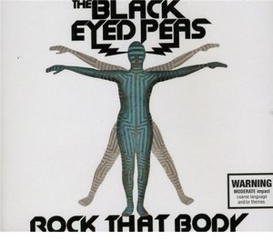 Rock That Body (Single) album cover