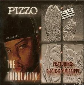The Tribulation album cover