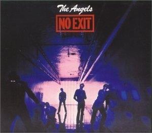 No Exit album cover