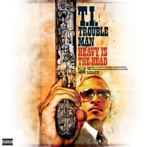 Trouble Man: Heavy Is The Head album cover