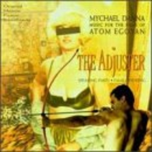 Music For The Films Of Atom Egoyan: The Adjuster~ Speaking Parts~ Family Viewing album cover
