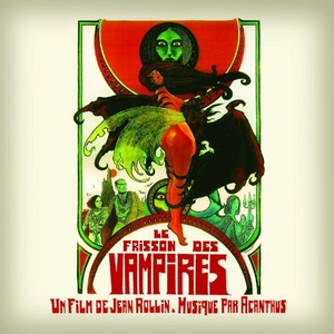 Les Frisson Des Vampires (Soundtrack) album cover