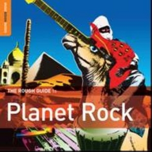 The Rough Guide To Planet Rock album cover