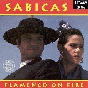 Flamenco On Fire album cover