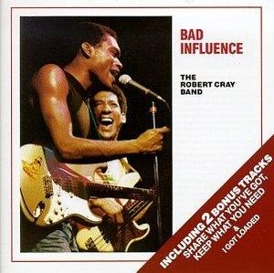 Bad Influence album cover