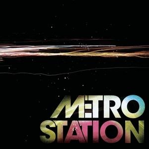 Metro Station album cover