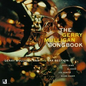 The Gerry Mulligan Song Book album cover