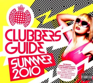 Ministry Of Sound: Clubbers Guide Summer 2010 album cover