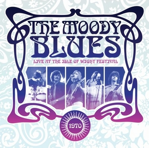 Live At The Isle Of Wight 1970 album cover